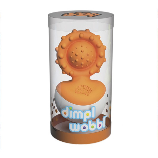 Dimple Wobbl Orange